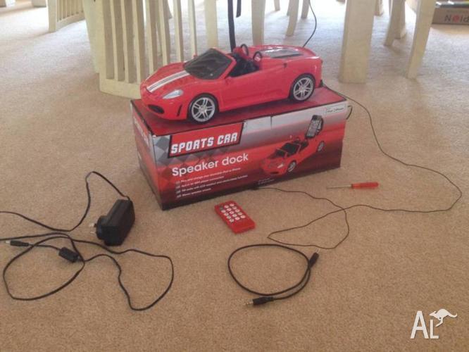 Ferrari Speaker