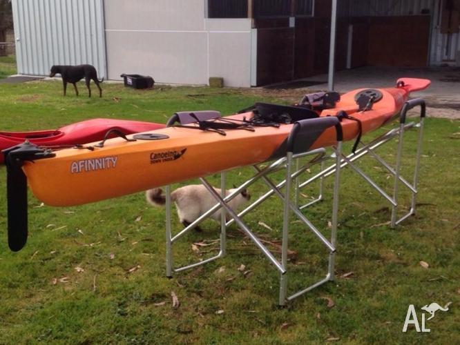 FINN Affinity sit-on kayak