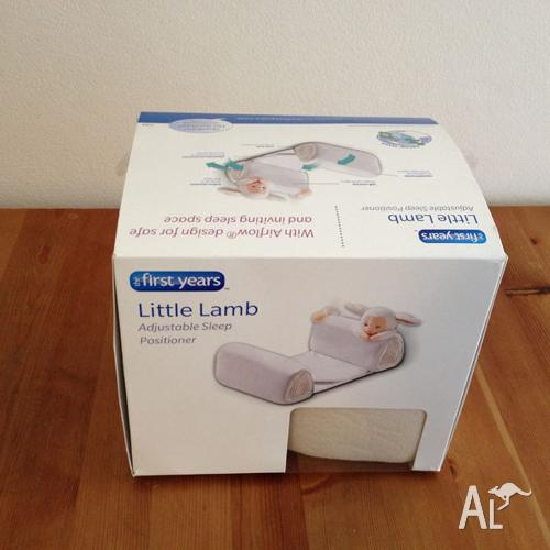 First Years Little Lamb Sleep Positioner