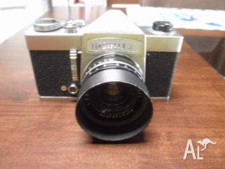 Firstflex 35 camera
