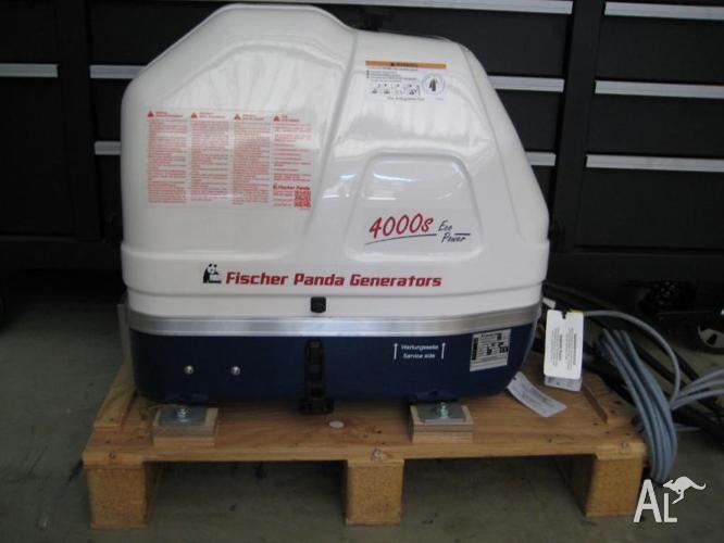 Fischer Panda Marine Generator Model 4000s Eco Power For