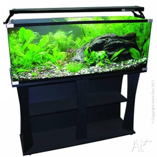 Fish tank / Aquarium AquaOne Horizon 182 LED, Filter,