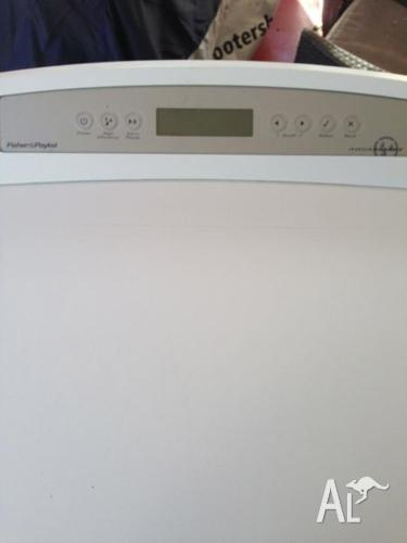 how to clean a fisher and paykel aquasmart washing machine