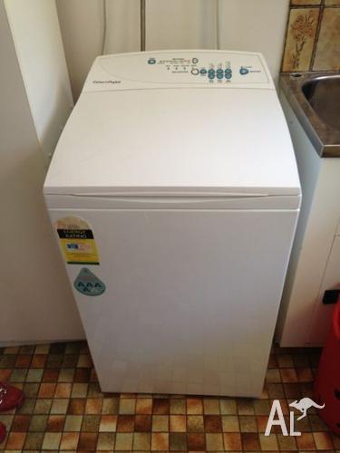 fisher and paykel quicksmart washing machine instructions