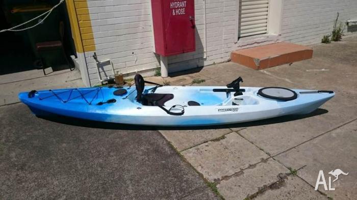 Fishing Kayak - 3.6Mt - Ex-Demo
