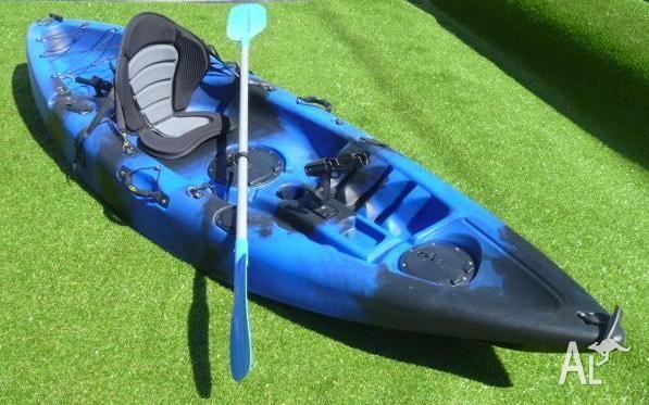 Fishing Kayak Full Package only $338