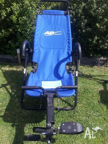 Fitness Training Equipment - Ab Lounge