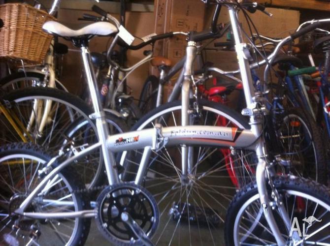 FOLDING BICYCLE $135 NEW 20