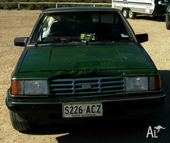 for sale KB FORD LASER 1985