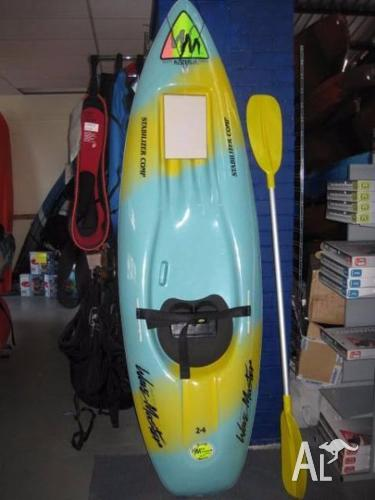 For sale Wavemaster Stabilzer comp 2.4 ski. Brand new