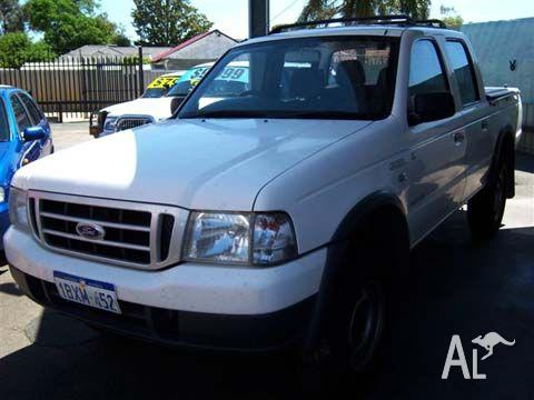 FORD COURIER GL (4X4)   2005