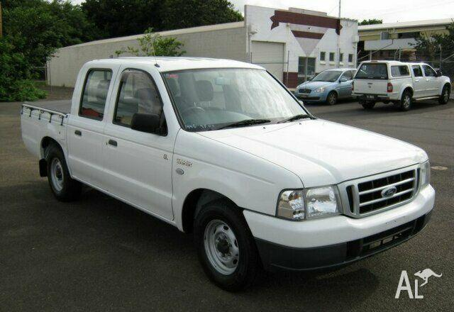 FORD Courier GL PH  2005