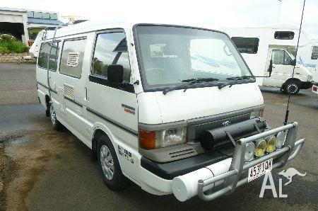 Ford econovan motorhome for sale in gympie queensland for Beds r us gympie
