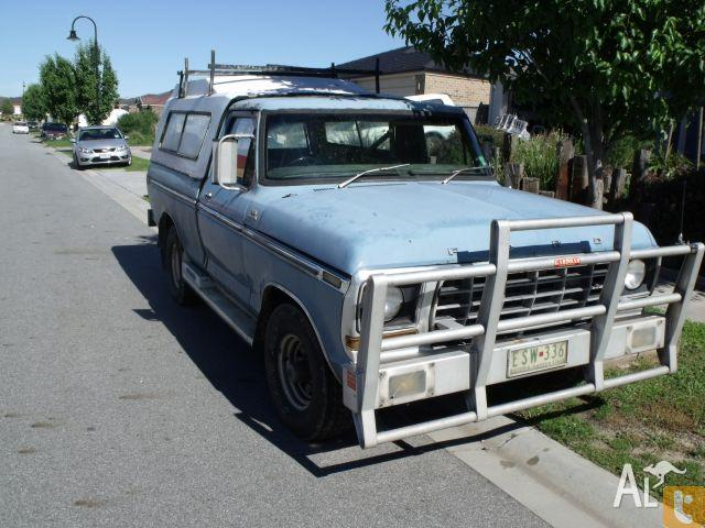 1964 Ford F100 For Sale City