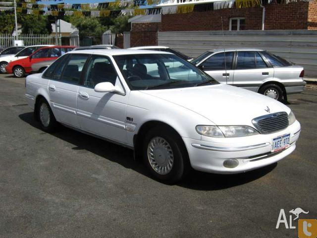 Ford Car Dealers Perth Western Australia
