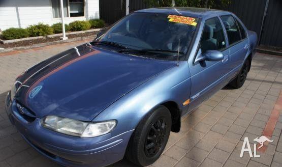 Ford Falcon Futura El 1997 For Sale In Mildura Victoria