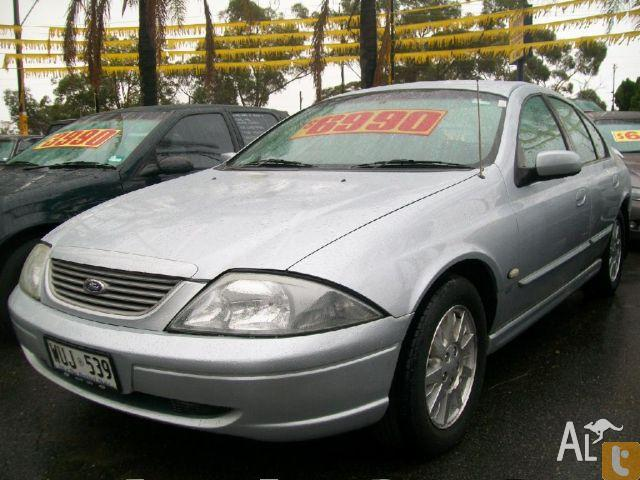 Ford Falcon Sr Auiii 2002 For Sale In Elizabeth West