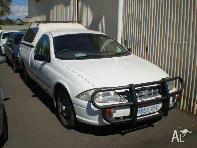 FORD FALCON XL AU  2000