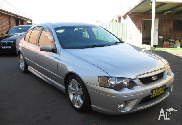 FORD FALCON XR6 BF 2005 for Sale in PENRITH, New South Wales ...