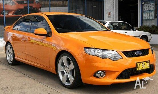 Ford Falcon Xr6 Turbo Fg 2008 For Sale In Greenacre New South Wales