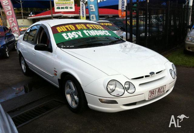 FORD FALCON XR6 VCT AU 1998 for Sale in CLONTARF, Queensland ...