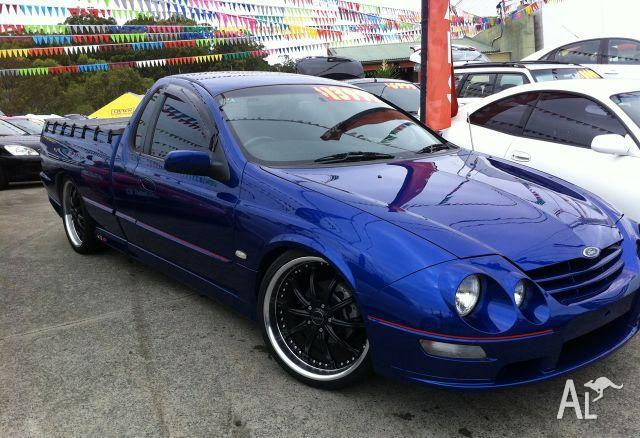 Ford Falcon Xr8 Auii 2001 For Sale In Burleigh Heads Queensland