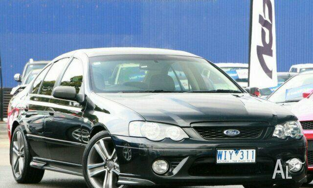 FORD FALCON XR8 BF MKII 07 UPGRADE 2008 for Sale in RINGWOOD