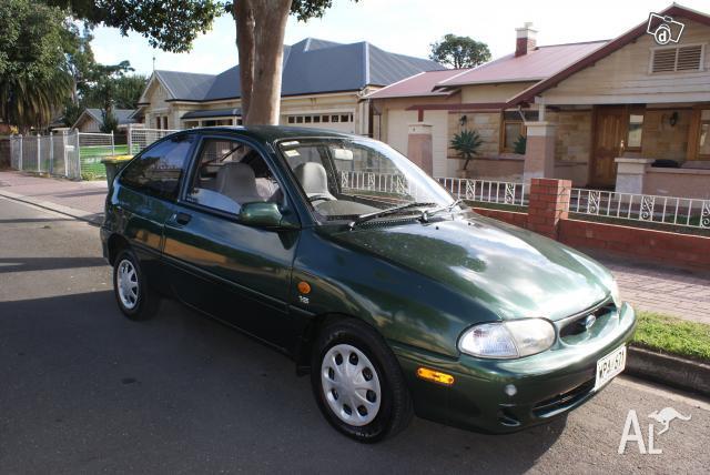 Ford Festiva Trio 3Dr Hatch 98