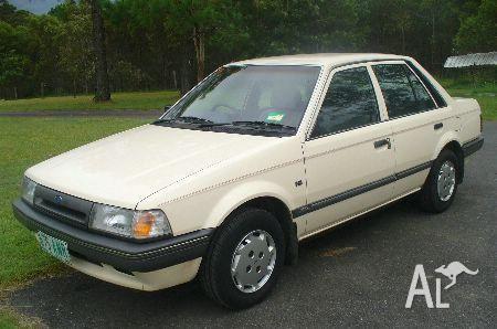 FORD Laser GL KE  1989