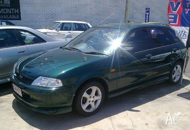 FORD LASER LXi KN  2000