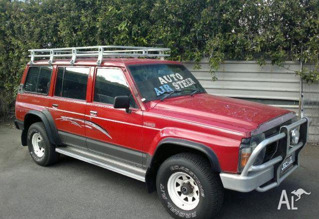 ford maverick xl 4x4 1990 for sale in strathpine queensland classified. Black Bedroom Furniture Sets. Home Design Ideas