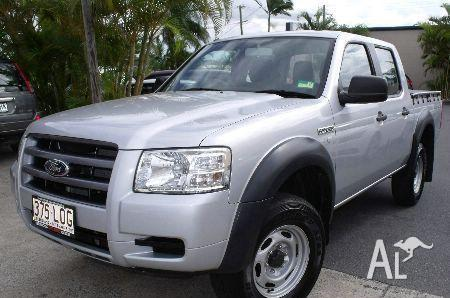ford ranger xl 4x4 pj 07 upgrade 2008 for sale in clontarf queensland classified. Black Bedroom Furniture Sets. Home Design Ideas