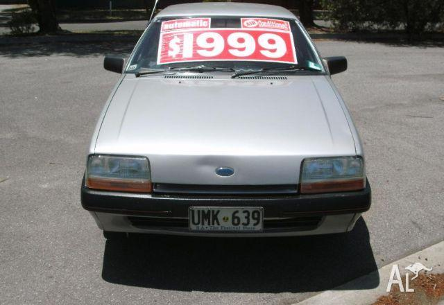 Ford Telstar Tx Ghia Ar Nbsp