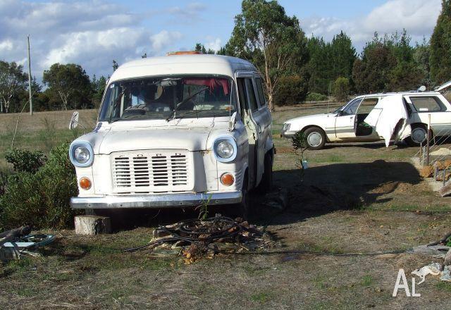 FORD TRANSIT 100  1973