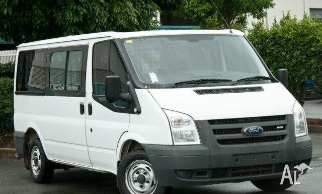 Ford transit low swb vm 2007 for sale in acacia ridge queensland classified australialisted com