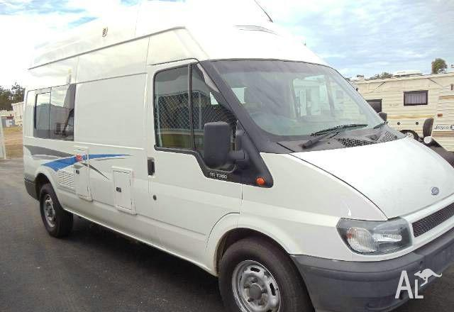 FORD TRANSIT Motorhome for Sale in BUNDABERG, Queensland Classified