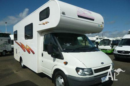 Ford transit t430 135 motothrome for sale in gympie for Beds r us gympie