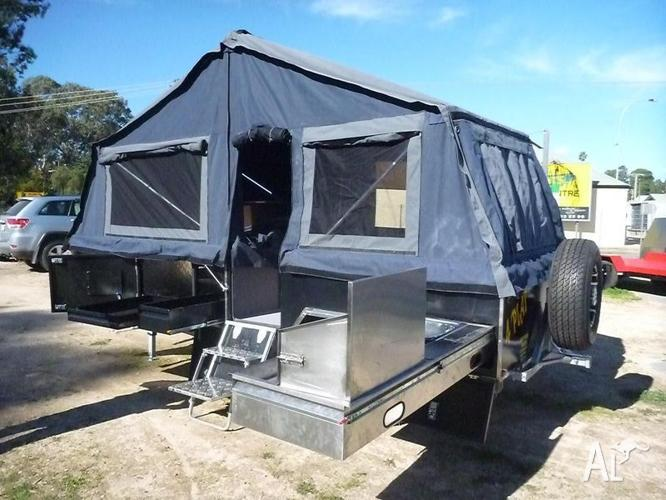 Brilliant The Tvan Firetail By Australiabased Track Trailer, A Teardrop Trailer That Costs $57,900 All Photos Courtesy Of Track Trailer When The Original Tvan Trailer Debuted In 1999, The Australian Company Track Trailer Sought To Revolutionize