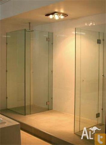 Frameless Shower 1050X1200x2100x10mm