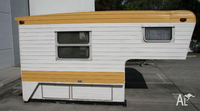 Franklin Slide On Tray Camper Van Caravan