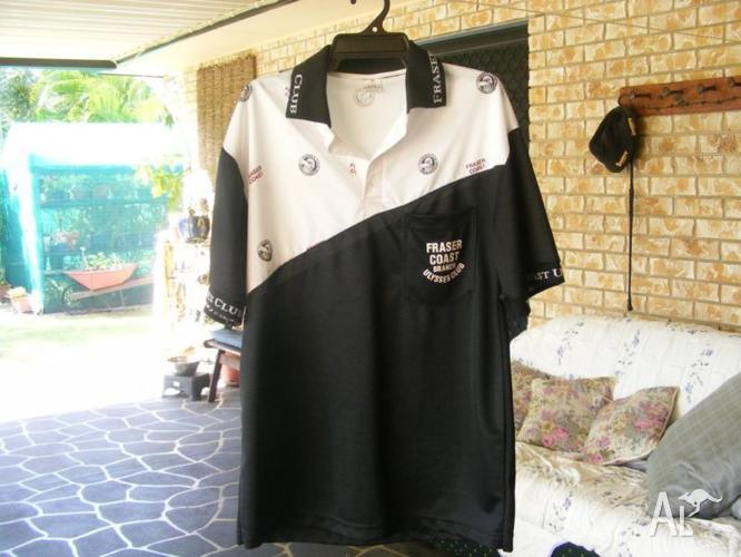 Fraser Coast Ulysses Club Shirt OR 2013 Ulysses AGM