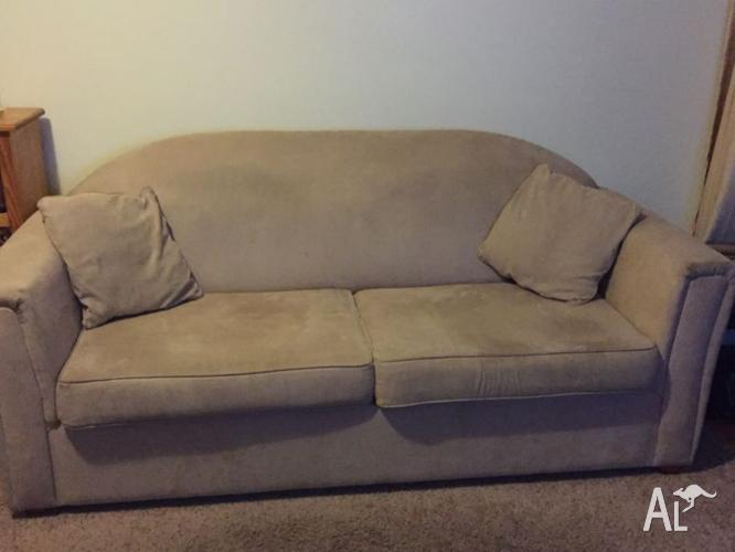 FREE - 2 Seater Sofa Bed - Absolute Bargain!