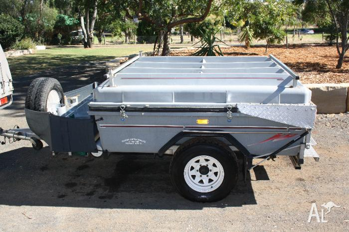 Freedom Offroad Hard Top Camper Trailer For Sale In