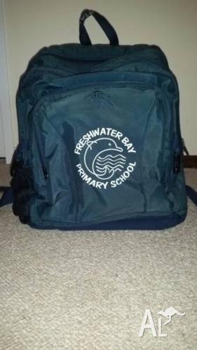 FRESHWATER BAY SCHOOL BAG & UNIFORMS