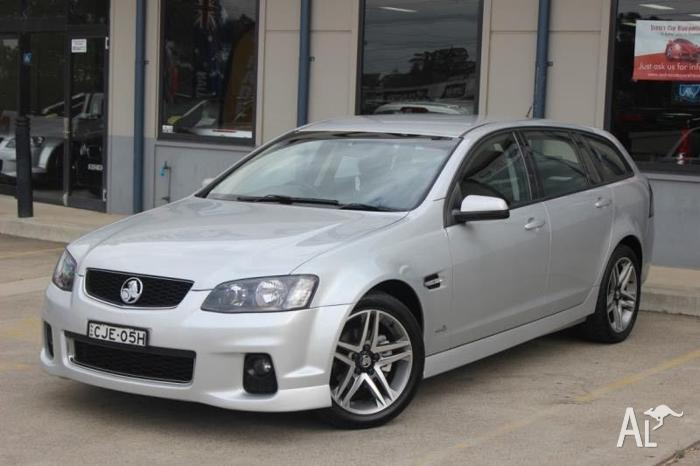 FROM $79 P/WEEK ON FINANCE* 2011 Holden Commodore Wagon