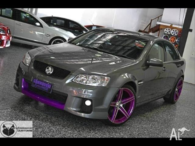 From $80 PER WEEK ON FINANCE* 2011 Holden Commodore