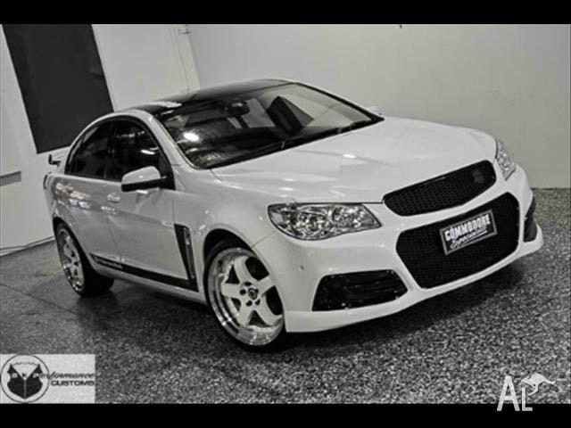 From $89 PER WEEK ON FINANCE* 2013 Holden Commodore