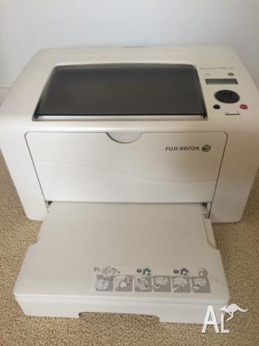 Fuji Xerox Docuprint P255dw duplex b&w laser printer
