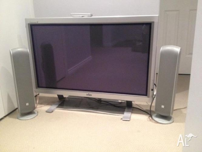 Fujitsu Plasmavision 42 inch TV with Bowers & Wilkins