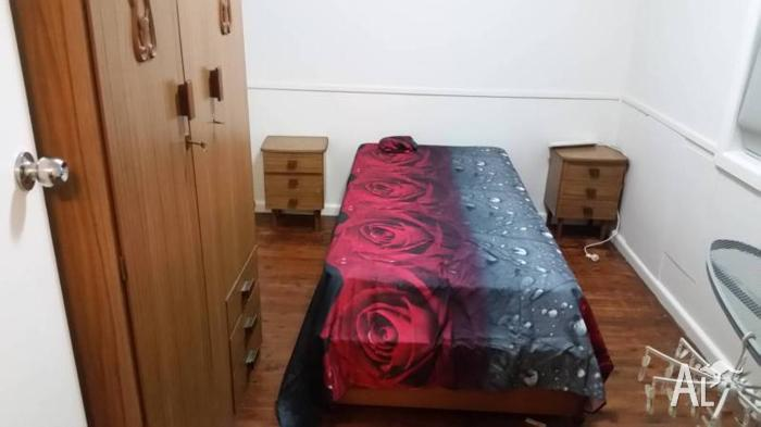 Fully Furnished room available for girls or couple